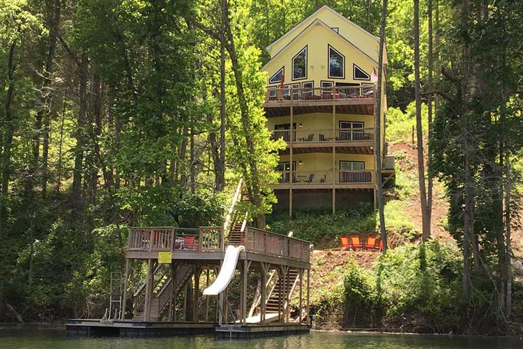 Norris Lake Properties | Norris Lake Cabin Rentals | Faith, Family, Friends