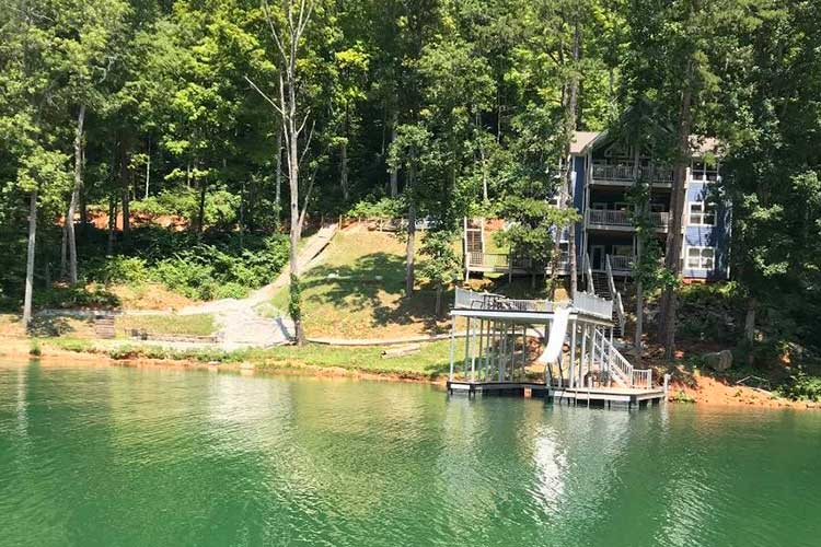 Norris Lake Properties | Norris Lake Cabin Rentals | Hidden Treasure