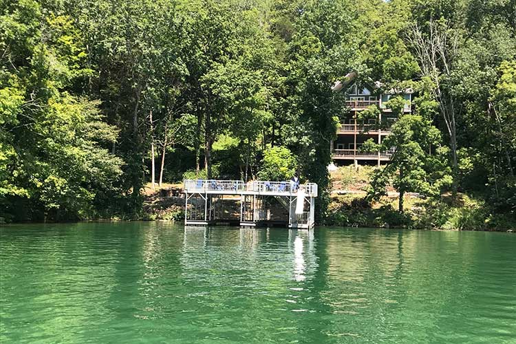 Norris Lake Properties | Norris Lake Cabin Rentals | Rock of Ages
