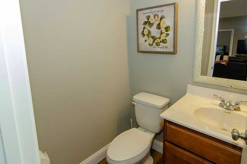 Norris Lake Properties | American Spirit; Norris Lake House Rental | Bathroom