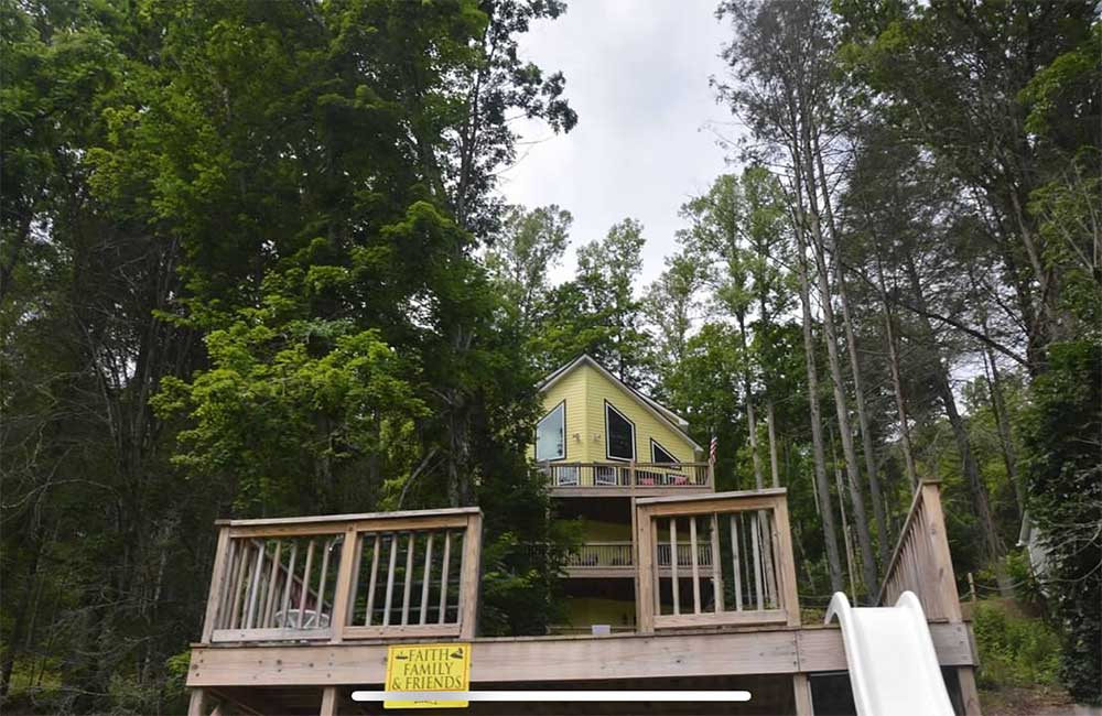 Norris Lake Properties | Faith, Family, Friends; Norris Lake House Rental | View from the Dock