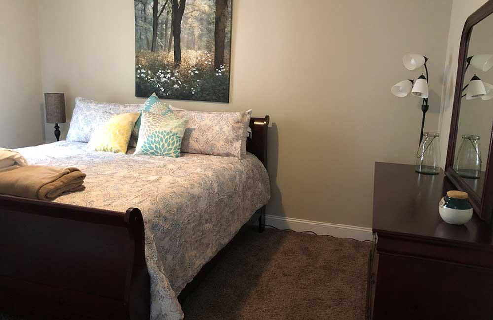Norris Lake Properties | Great Blessing; Norris Lake House Rental | Bedroom