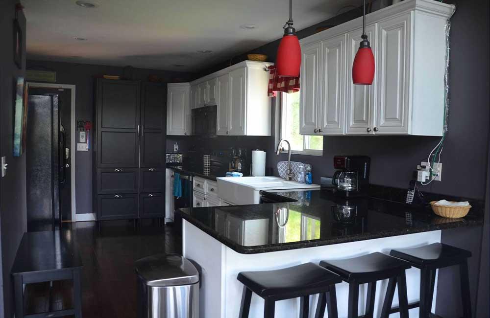 Norris Lake Properties   Faith, Family, Friends; Norris Lake House Rental   Kitchen