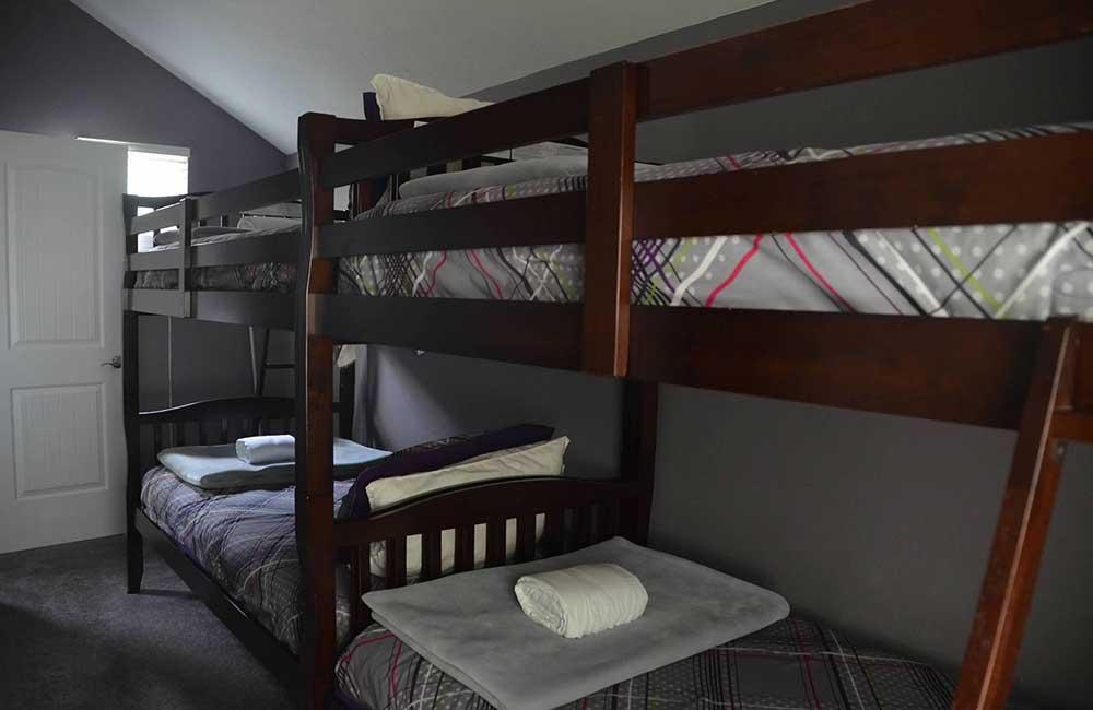Norris Lake Properties   Faith, Family, Friends; Norris Lake House Rental   Bunk Bed Bedroom